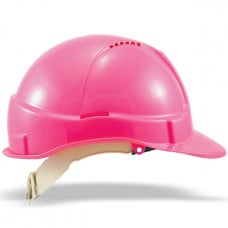 PINK Hard Hat - When you want to be noticed - AS/NZ1800:1998 Vented Helmet
