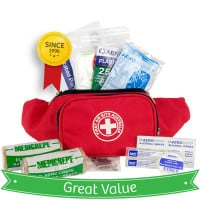 K157 Sports Bum Bag First Aid Kit