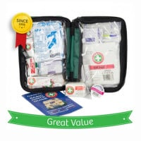 K160 Compact First Aid Kit - Dustproof Softpack