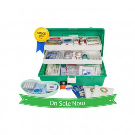 K405 Portable Food Industry Compliant First Aid Kit