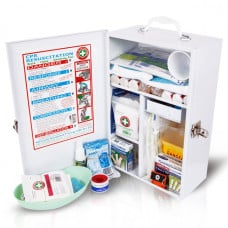 K800 Wall Mount First Aid Kit
