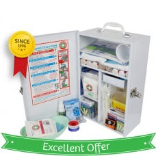 K809 Childcare First Aid Kit Medium Wallmount