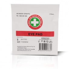 Eye Pad Sterile Single Use