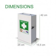 K705 Wall-mount Food Industry Compliant First Aid Kit